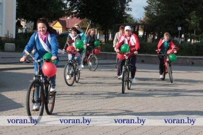 «За Беларусь!» Мирную и процветающую